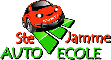 Création logo Auto-Ecole St Jamme