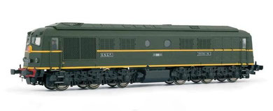 Locomotives diesels
