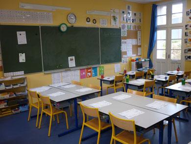 La classe de grande section / CP - Ecoles catholiques Bréhand et ...