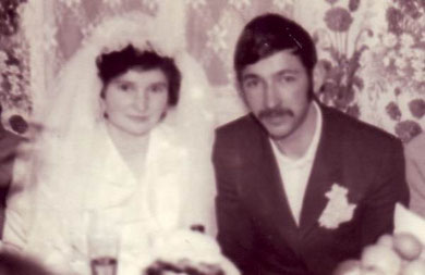 Назыйм белән Әлфинурның Кызыл туе, 6 декабрь, 1985 ел