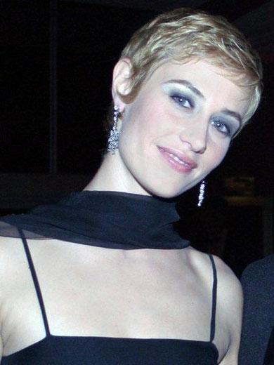 Cécile de France - Festival de Cannes 2005 © Anik COUBLE