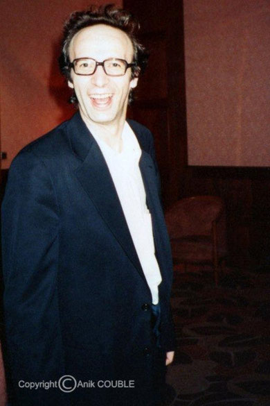 Roberto BENIGNI - 1992 - Photo : Anik Couble