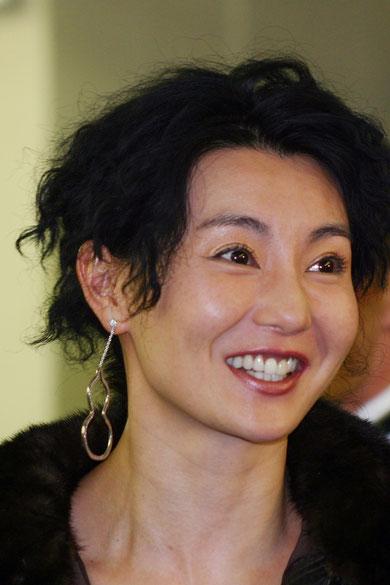 Maggie CHEUNG - Festival de Cannes 2004 © Anik COUBLE