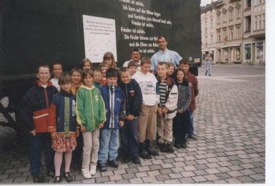 Hilfstransport nach Sarajewo 1999