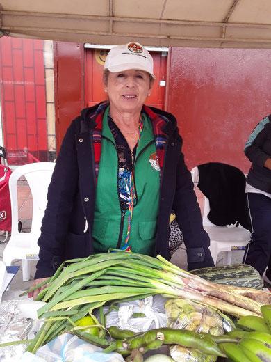 María Eugenia Páez, coordinadora