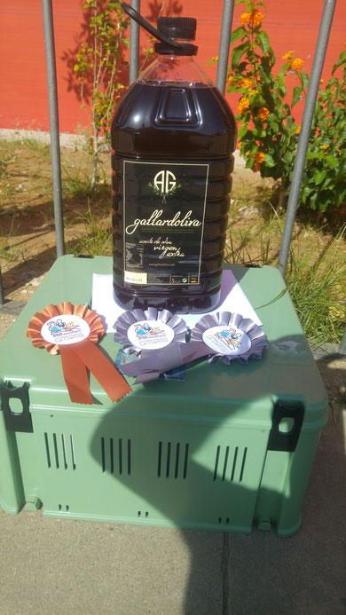 III Campeonato ornitológico Villa de La Carlota 2017