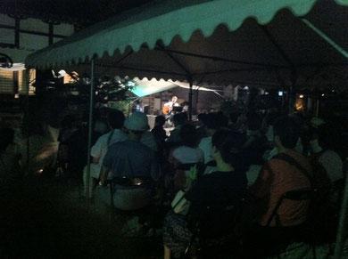 2011.8/13万灯会ライブ
