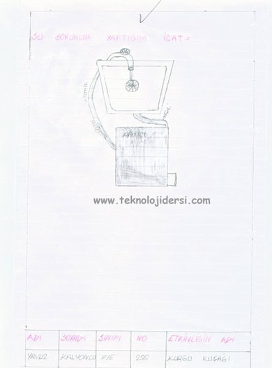 teknoloji tasarım