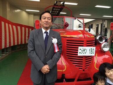日本最初の消防車