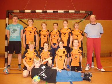 männliche D.Jugend - 2012/2013