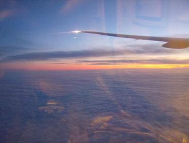 vu de l'avion