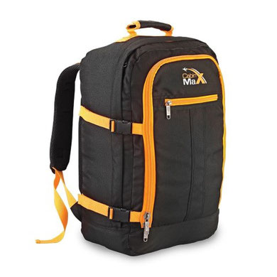 Cabin Max Backpack Flight Approved Carry On Bag - £29.99