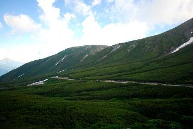 乗鞍の風景 photo by 白鳥保美