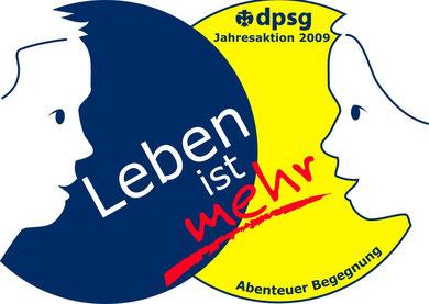 Logo Jahresaktion 2009