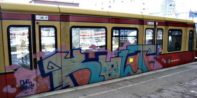 Berlin Trains #3