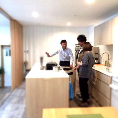 福山市の注文住宅ならNacca Design 設備の打合せ#2