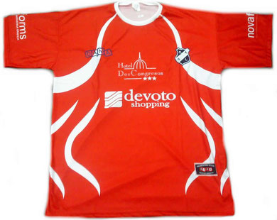 Camiseta Suplente 2011