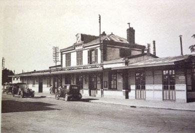 La gare - Coll Quetron