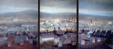 Wiener Neustadt 3x100x70cm (Auftragsbild )
