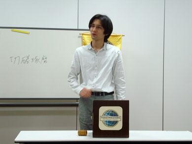 市川スマイルトーストマスターズ 例会写真3