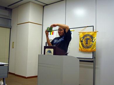 市川スマイルトーストマスターズクラブ 第69回例会写真 5