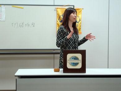 市川スマイルトーストマスターズ 例会写真4
