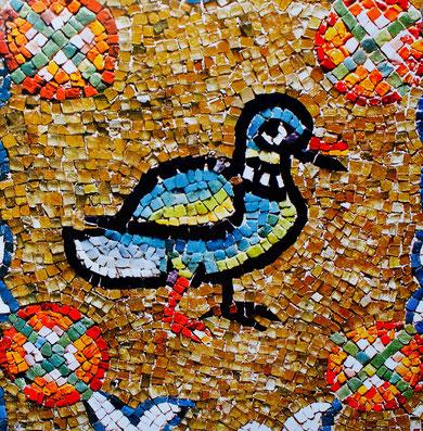 Mosaike Ravenna 6th century