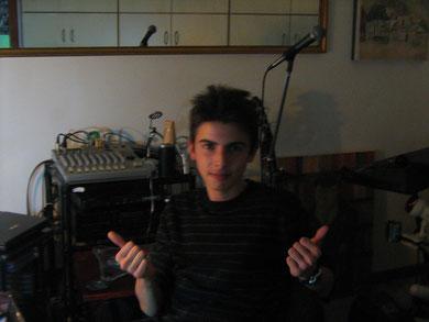Matteo Tranchini : Tecnico del Suono - Chitarrista