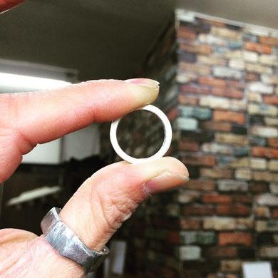 指輪は永遠の象徴