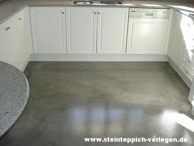 boden in betonoptik preise kosten steinteppich in ihrer n he. Black Bedroom Furniture Sets. Home Design Ideas