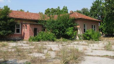 Die alte Schule beim Kauf 2005