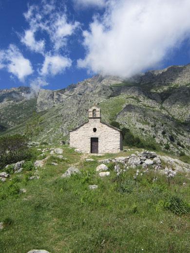 Santo-Pietro-di-Venaco- Chapelle Sant'Eliseu (cl. internet)