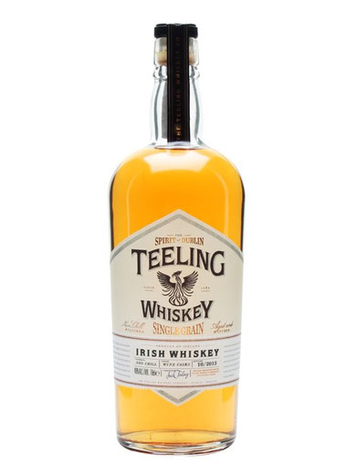 Teeling Irish Single Grain Whiskey - Zindel