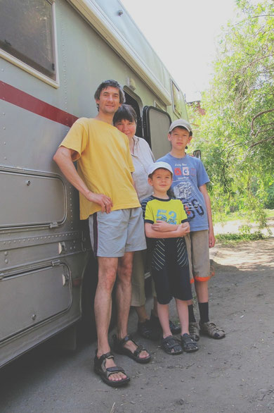bigousteppes russie sibérie irkou rencontre