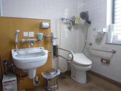 多目的トイレの様子(2階)