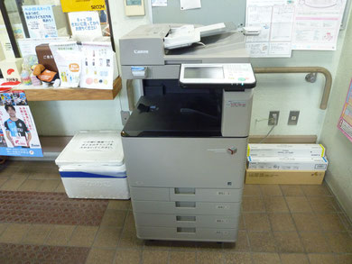 1階 コピー機の画像