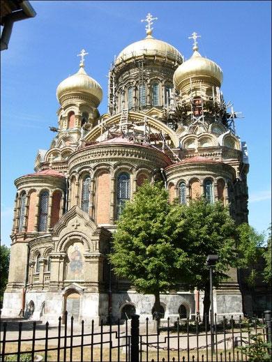 Kirche von Liepaja.