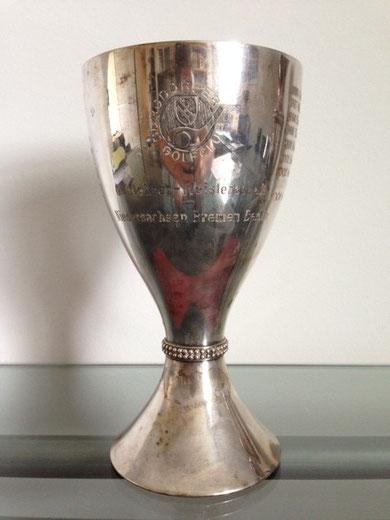 Pokal Einzelmeisterschaft, Seit 1978 ausgetragen