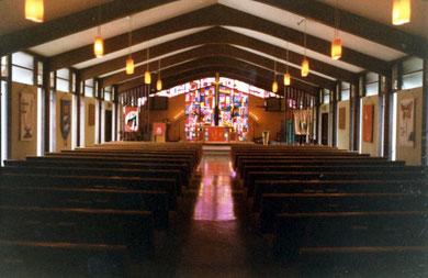 The Sanctuary in 1978
