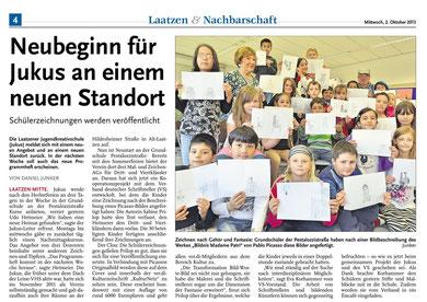 Leine-Nachrichten vom 02.10.2013