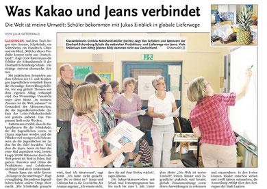 Leine-Nachrichten 15.06.2011
