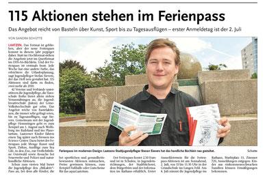 Leine-Nachrichten - 22.06.2011