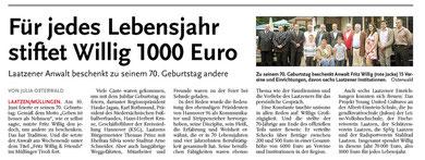 Leine-Nachrichten v. 04.07.2011