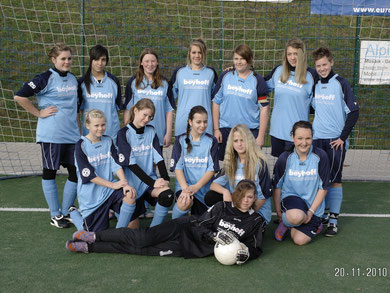 U17 - Juniorinnen, Saison 10/11