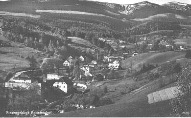 Agnetendorf im Riesengebirge