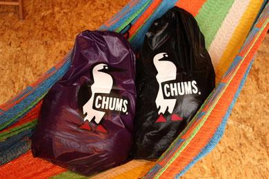 chums オリジナルバッグ