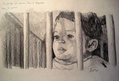 Harry, dibuix de Pol Peiró.