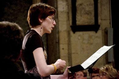 Soliste : Anne Davienne, contralto