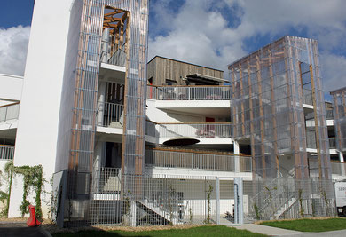 Habitat participatif Dôman, Billère (64)