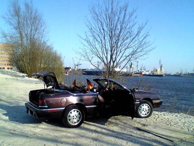 Elwood an der Elbe